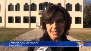 Villa Loredan è il nuovo municipio di Stra