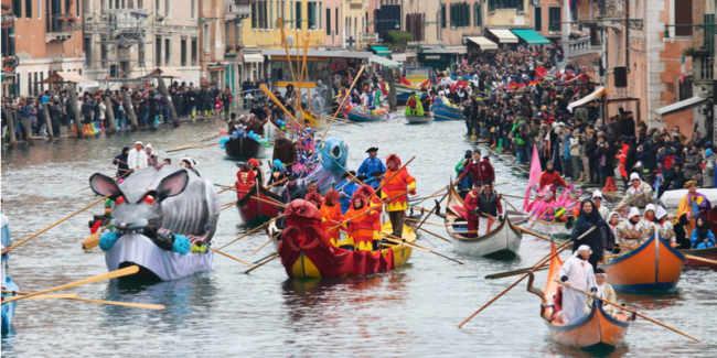 Carnevale di Venezia 2019: tutti gli eventi da non perdere