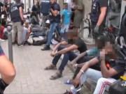 Maxi retata Via Piave: arrestato uno dei quattro latitanti