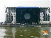Pink Floyd a Venezia: 8 giorni di preparativi