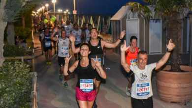 Photo of Torna a Jesolo la Moonlight Half Marathon 2019