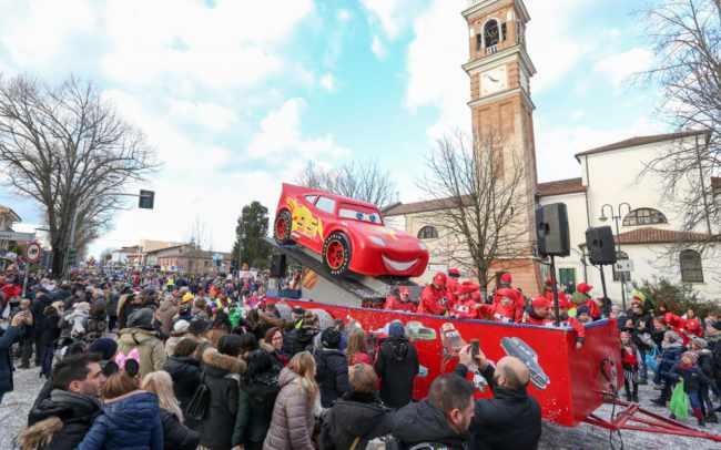 Carnevale dei Ragazzi di Zelarino 2019: programma