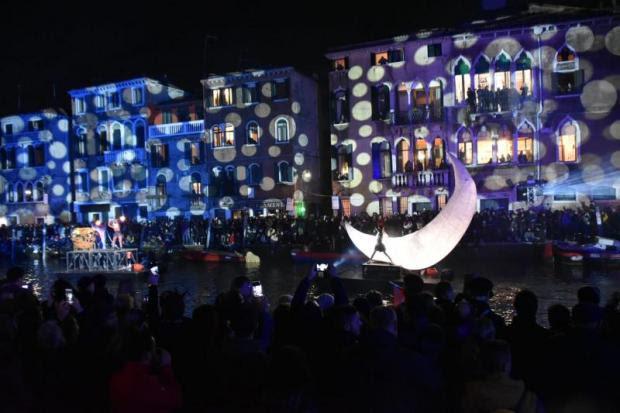 Festa veneziana sull'acqua: al via i festeggiamenti del Carnevale 2019