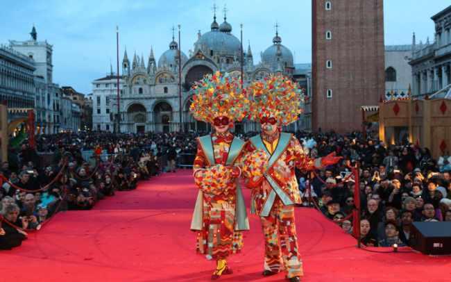 Venezia: il Concorso della Maschera più bella 2019