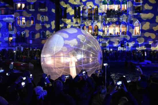 foto del Carnevale di Venezia 2018
