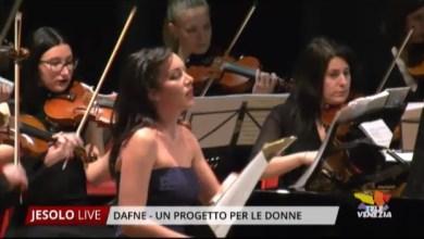 Dafne, un concerto per le donne al Teatro Vivaldi di Jesolo
