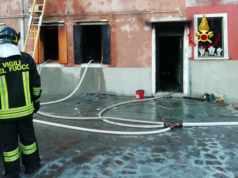 Murano, casa in fiamme: deceduti due anziani