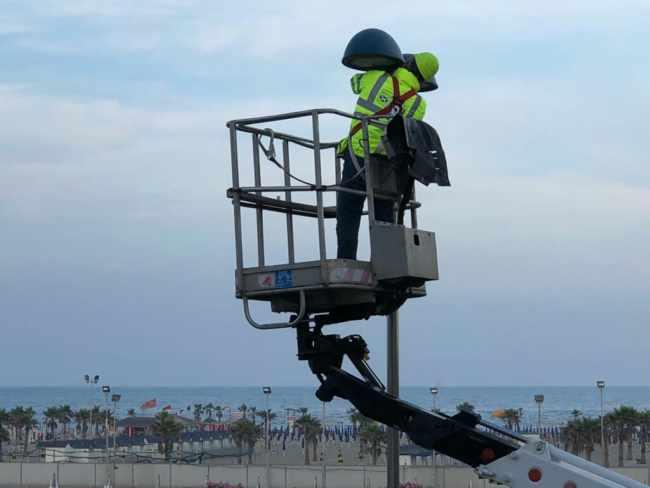 Risparmio energetico: proseguono gli interventi a Chioggia