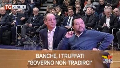 TG Veneto: le notizie del 8 marzo 2019