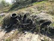 Chioggia: discarica abusiva nell'ex cava di sabbia