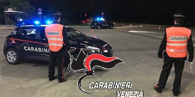 Mira, Carabinieri intervengono per un tentato suicidio: 36enne residente della zona fugge in auto fino a Marghera, salvato e denunciato