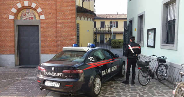 Spinea, sorpresi a rubare in oratorio: arrestati