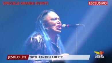 Photo of Tutti i fans di Loredana Bertè a Jesolo