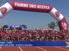 Fiamme Oro Camp: 200 in pista con i campioni tra atletica ed emergenza