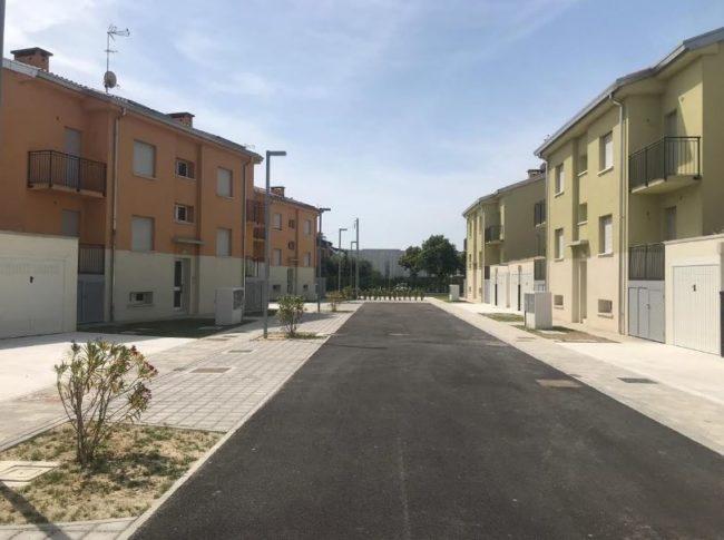 Fossalta di Piave: consegnati gli alloggi Ater