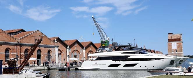 Salone Nautico di Venezia: servizi di trasporto dedicati