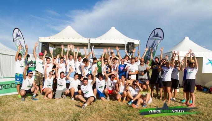 Torna il Venice Green Volley al parco San Giuliano a Mestre
