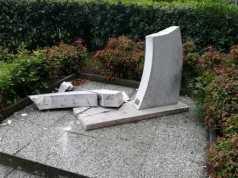 Arrestato il vandalo del monumento a Lippiello: scoperto anche a rubare