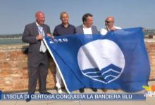 La Venezia Certosa Marina guadagna la bandiera blu