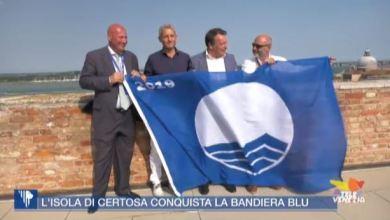 Photo of La Venezia Certosa Marina guadagna la bandiera blu