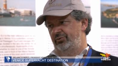 Venice superyacht destination