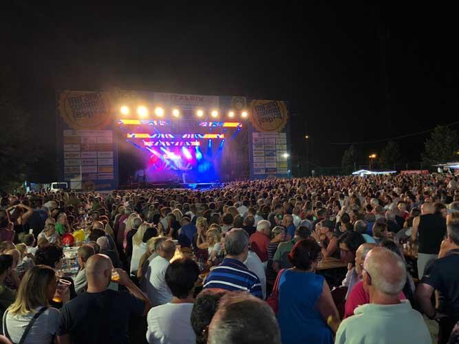Adriano Pappalardo al Summer Festival per i fratelli Boaghe