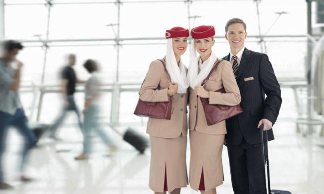 Emirates cerca assistenti di volo: selezioni a Venezia