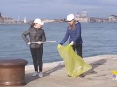 Gozzi - Calvi video denuncia sulla plastica nel mare