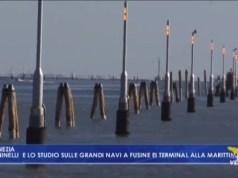 Grandi navi a Fusina e terminal alla marittima