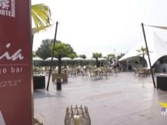 Riaperto il Baia Lounge Bar a Forte Marghera