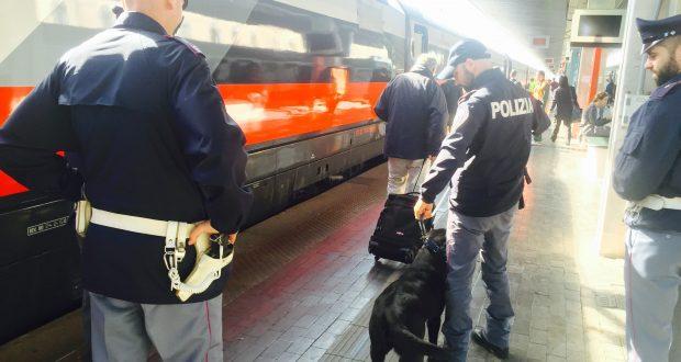 Mestre: la Polizia Ferroviaria ferma 4 borseggiatori