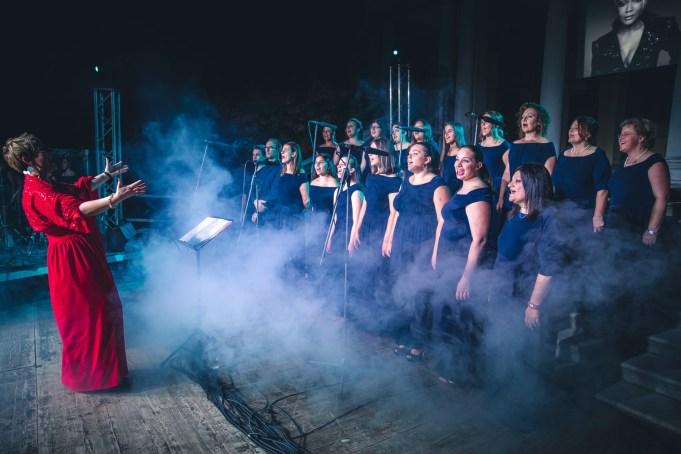 Spettacolo del coro Monteverdi a Musile di Piave