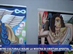 Mestre: mostra di Cristian Apostol al Kolbe