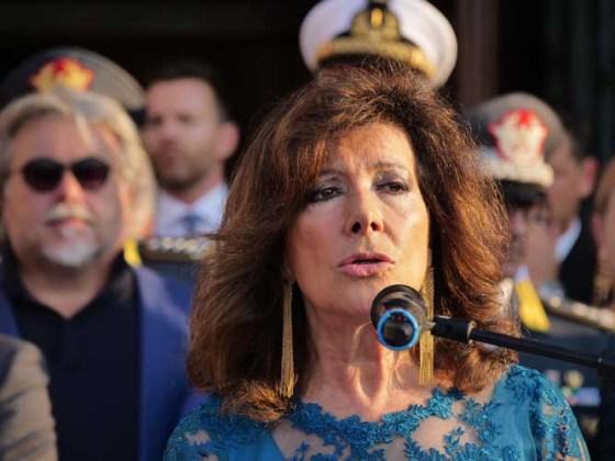 Presidente Casellati Festa del Redentore 2019