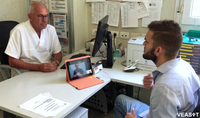 Ulss4: negli ospedali arriva la lingua dei segni - Televenezia