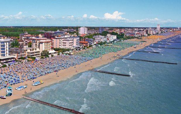 Costa veneta: i dati di metà stagione balneare 2018