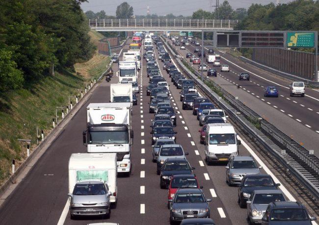 Ferragosto: tre giorni da bollino rosso in autostrada
