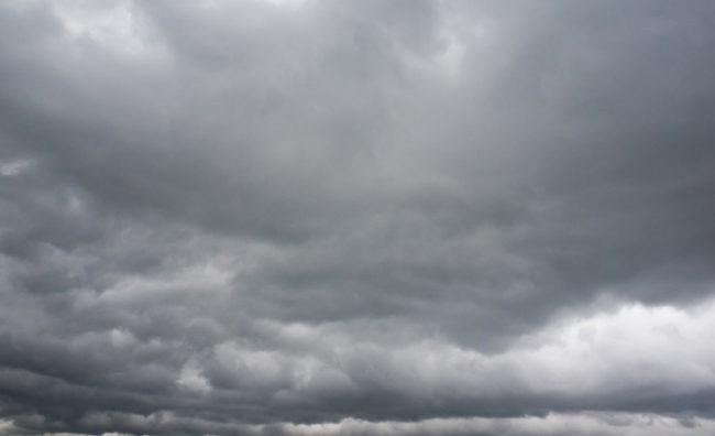 Forti temporali e grandinate in tutto il Veneto