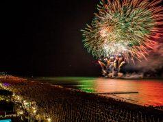 Jesolo festeggia il Ferragosto con i fuochi d'artificio