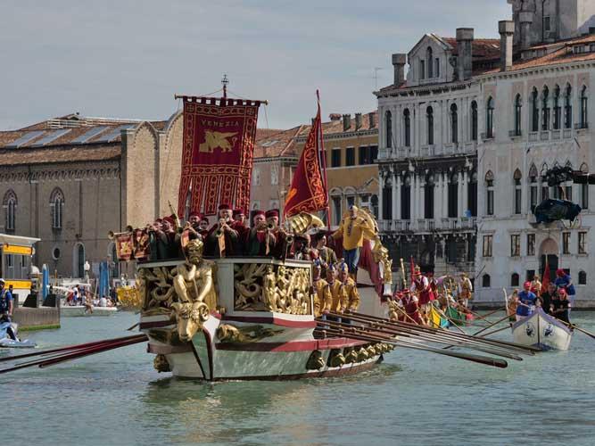 Regata Storica 2019 Venezia: appuntamento al 1 settembre