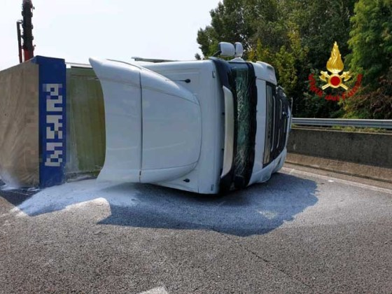 incidente autostrada a4 padova