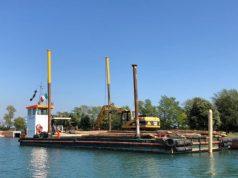 Actv fa un ferry boat per le auto a Sant'Erasmo