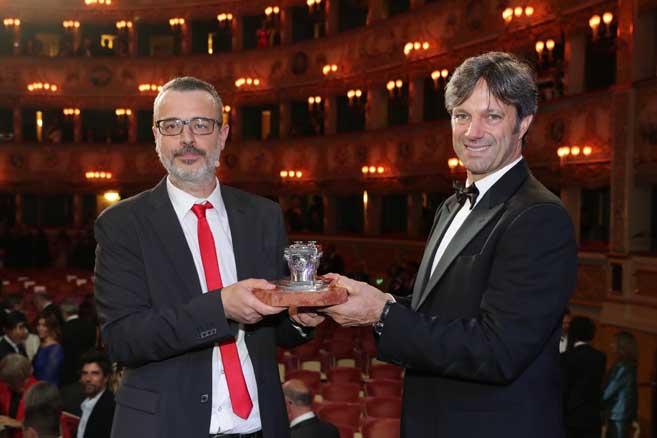 Andrea Tarabbia vince il Premio Campiello 2019