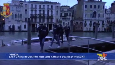 Baby gang: in quattro mesi 7 arresti e decine di indagati