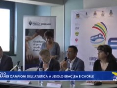 Campionati Europei Master a Jesolo, Eraclea e Caorle