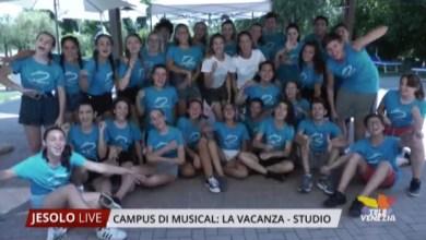 Campus di Musical 2019 la vacanza - studio a Jesolo