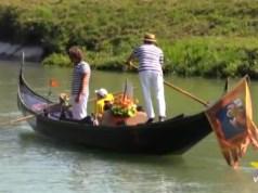 Corteo acqueo della 41esima edizione di Riviera Fiorita
