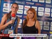 Festival Show di Jesolo: interviste agli artisti - 2 parte