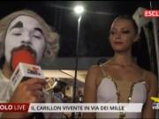 Il Carillon Vivente in via Dei Mille a Jesolo