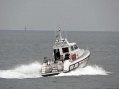 Incidente a bordo di un peschereccio a largo di Chioggia